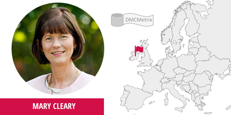 Mary Cleary, Director at DMC-Metrix