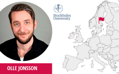 Olle Jonsson, Stockholm University, External Relations and Communications Office